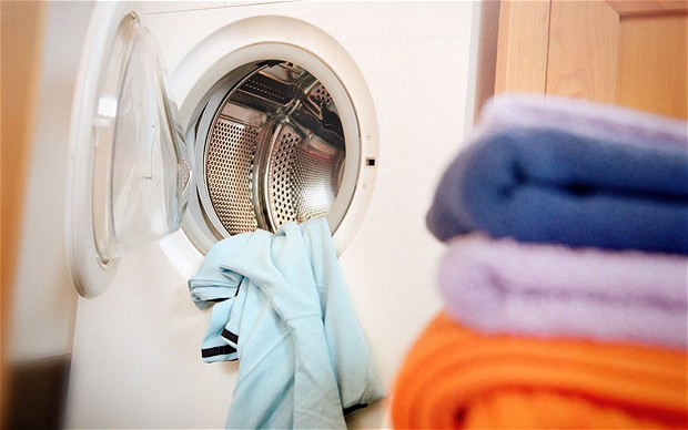 need assistance washing clothes
