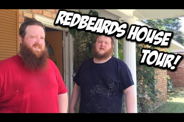Louisiana Flooding, RedBeard House Tour!