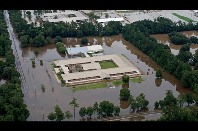 Louisiana Struck With RECORD Flooding