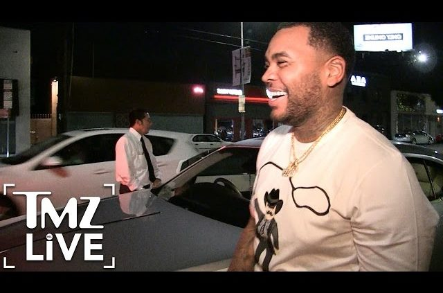 Rapper's Tasteless Louisiana Flood Joke (TMZ Live)