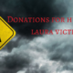 Donations requested for vicitms of hurricvane Laura